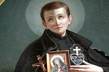 Święty Gabriel od Matki Bożej Bolesnej, zakonnik (27.02.2017)