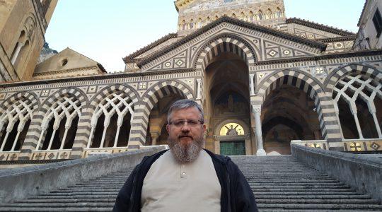 Katedra świętego Andrzeja Apostoła w Amalfi (30.11.2017) z archiwum Charbel Tv