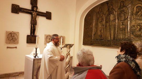 Gdzie w Bazylice św. Piotra jest obraz Jezusa Miłosiernego? (22.04.2017)