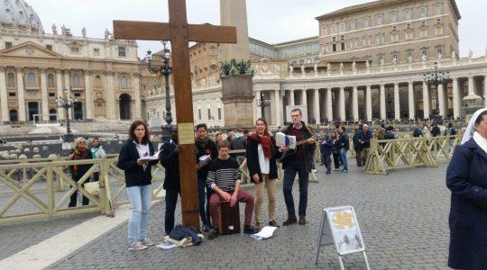 Studenci z San Lorenzo (29.04.2017)