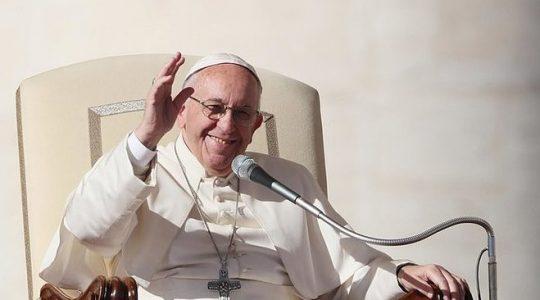 Nowy tygodnik poświęcony życiu papieża (Vatican Service News - 10.04.2017)