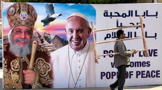 Pielgrzymka papieża Franciszka do Egiptu (Vatican Service News - 28.04.2017)