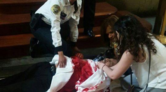 Atak na księdza podczas Mszy świętej (Vatican Service News -16.05.2017)