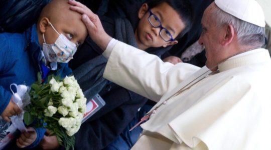 Z inicjatywy papieża watykański szpital będzie leczył syryjskie dzieci(Vatican Service News -08.05.2017)