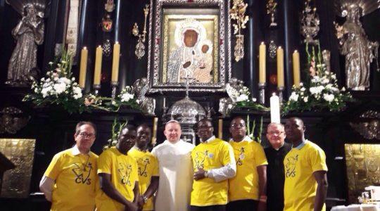 Cisi pracownicy krzyża (Vaticans Service News- 17.05.2017)