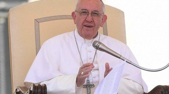 Aby ewangelizować trzeba wstać i iść (Vatican Service News -05.05.2017)