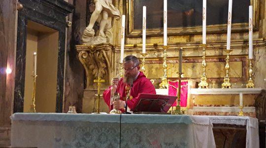 Wstawiajcie się za nami Święci Piotrze i Pawle (29.06.2017 Vatican Service News)