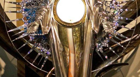 Maryja była pierwszym tabernakulum... (Vatican Service News -18.06.2017)