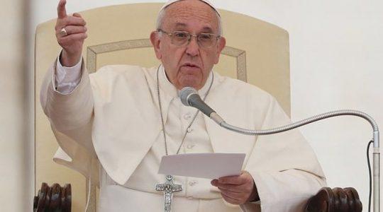 Papież gani hipokryzję w Kościele (Vatican Service News - 07.06.2017)