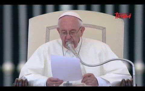 Papież do młodzieży na Lednicy: burzcie mury(Vatican Service News -04.06.2017)
