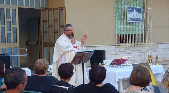 Modlitwy w Soverato (08. 07. 2017)