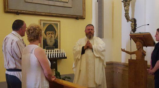 Za wstawiennictwem dwóch świętych pustelników (10. 07. 2017)