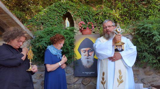 Nowenna do Św. Charbela-dzień drugi (16.07.2017)