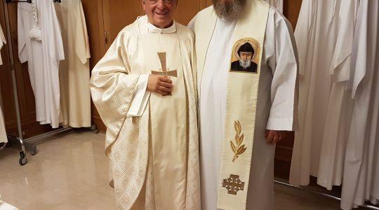 Jubileusz 60-lecia kapłaństwa księdza Paolo Cecere w Watykanie  (21.07.2017- Vatican Service News)