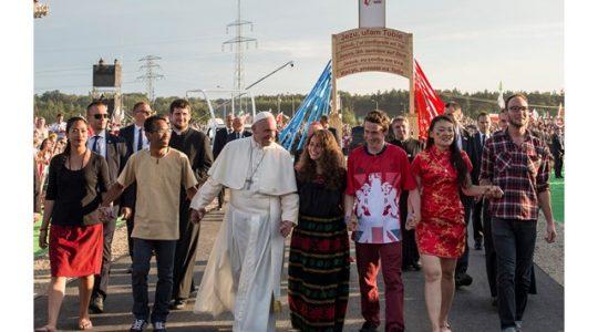 Co nam pozostało w sercu po Światowych Dniach Młodzieży (Vatican Service News - 28.07.2017)