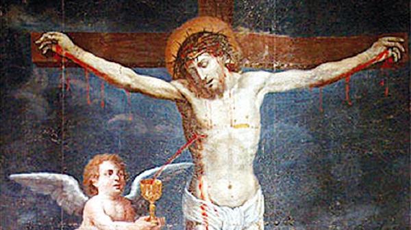 PADRE JAREK  Oficjalna strona ks Jarosawa  Najdroszej Krwi Jezusa  Chrystusa 1072017