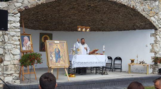 W święto Wniebowzięcia Matki Bożej – nowy Dom Modlitwy w Anglii (16.08.2017)