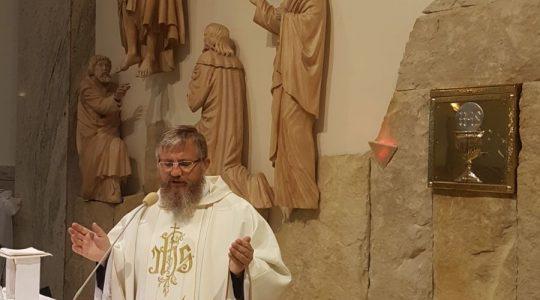 Sanktuarium O.Pio na Górce Miłosierdzia (17.08.2017)