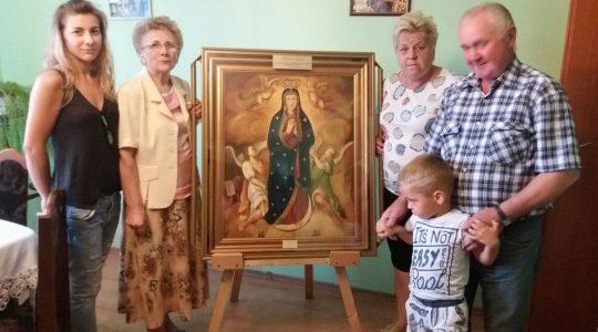 Matka Boża Wniebowzięta odwiedza kolejny dom modlitwy Świętego Charbela (20.08.2017)