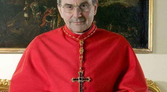 Zmarł Kardynał Caffarra (06.09.2017 Vatican Service News)