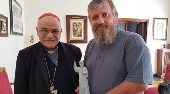 Rozmowa z J. E. Kardynałem Saraiva Martins dla Charbel TV (08.09.2017 Vatican Service News)