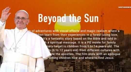 Papież Franciszek zagrał samego siebie w filmie fabularnym(Vatican Service News 21.09.2017)