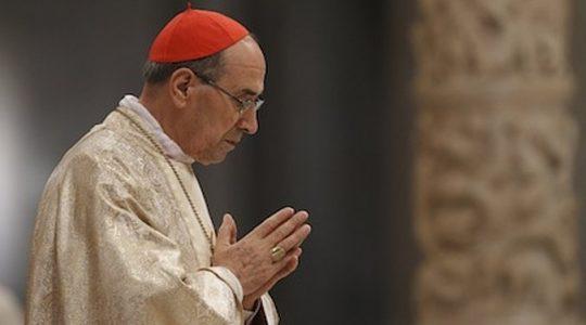 Zmarł kard. Velasio De Paolis (Vatican Service News - 09.09.2017)