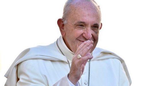 Papież wśród chorych ( Vatican Service News - 24.09.2017)