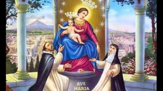 Pierwszy cud w Pompejach – rok 1876  (1.09.2017  Vatican Service News)