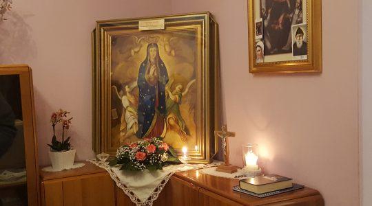 Z niegowicką Matką Bożą - do Mediolanu (15.10.2017)