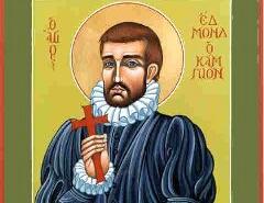 Święci męczennicy jezuiccy Edmund Campion, prezbiter, i Towarzysze (1.12.2017)