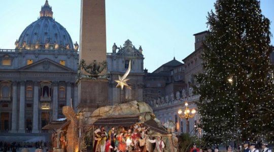 Incydent na Placu Świętego Piotra  (26.12.2017 Vatican Service News)
