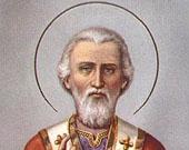 Święty Mikołaj, biskup (06.12.2017)