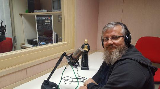 Ks. Jarek w radiu w Schio (09.12.2017)