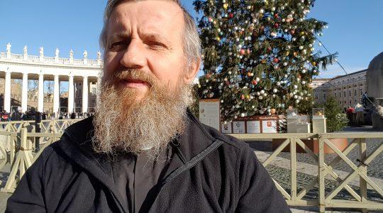 Informazioni da Piazza San Pietro (13.12.2017- Vatican Service News)