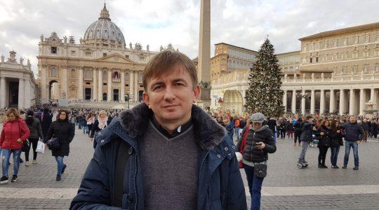 Rozmowa z księdzem z Ukrainy (26.12.2017 Vatican Service News)