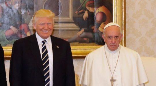 Papież zabiera głos w sprawie Jerozolimy(Vatican Service News - 07.12.2017)