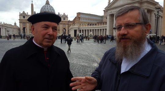Biskupi Białorusi u Ojca Świętego. Prośba o modlitwę za kapłanów  (2.02.2018)