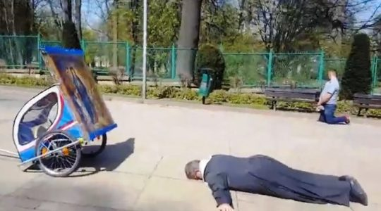 Te Deum Laudamus za przeżycia podczas  Pielgrzymki księdza Jarka 14.04.2018