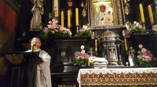 Rozpoczynają się rekolekcje w Częstochowie. O godz. 16.45 – transmisja Mszy św. (17.05.2019)