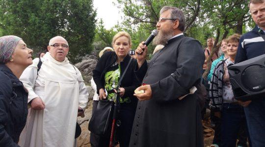 Pielgrzymom trudno było rozstać się z Medjugorie (4.05.2018)
