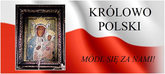 Najświętsza Maryja Panna Królowa Polski główna Patronka Polski (03.05.2018)
