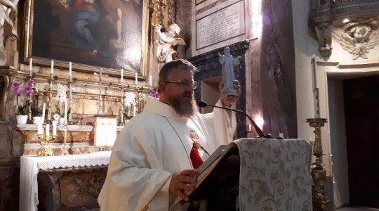 Modlitwa z rzymianami (7.06.2018)