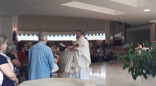 Modlitewne spotkanie nad Adriatykiem  (8.06.2018)