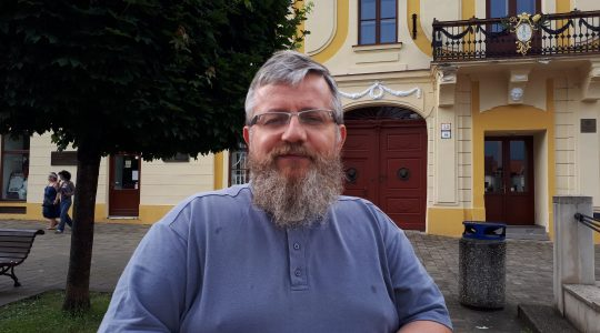 Uroczystości w Rożnavie na Słowacji (11.06.2018)