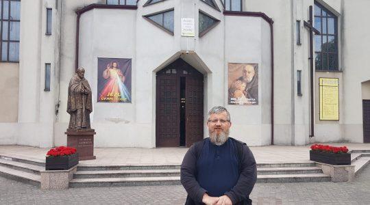 W parafii Widzew – powrót po latach  (1.01.2018)
