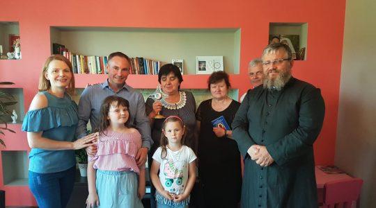 W parafii Kiernozia (15.06. 2018)