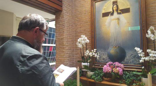 U Matki Bożej - Pani Wszystkich Narodów w Amsterdamie (10.10.2019)