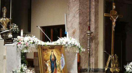 Niegowicka Maryja wciąż w drodze (19.07.2018)