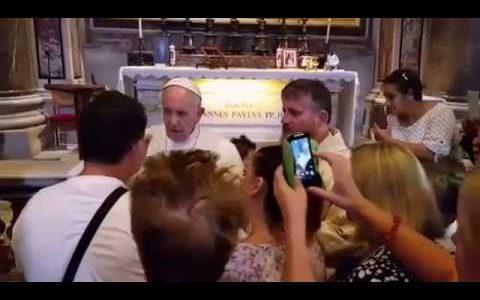 Misericordes sicut Pater - trzecia rocznica niezykłego spotkania z Ojcem Świętym Franciszkiem (Vatican Service News 27.07.2019)